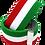 Thumbnail: Italian Flag Sleeve Garters