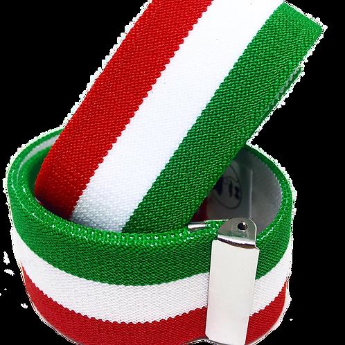 Italian Flag Sleeve Garters