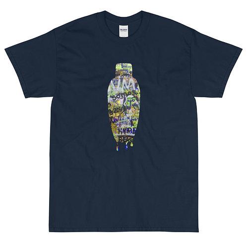 Graffiti Shaker Short Sleeve T-Shirt