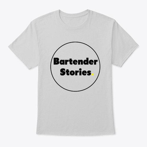 Bartender Storie. T-Shirt