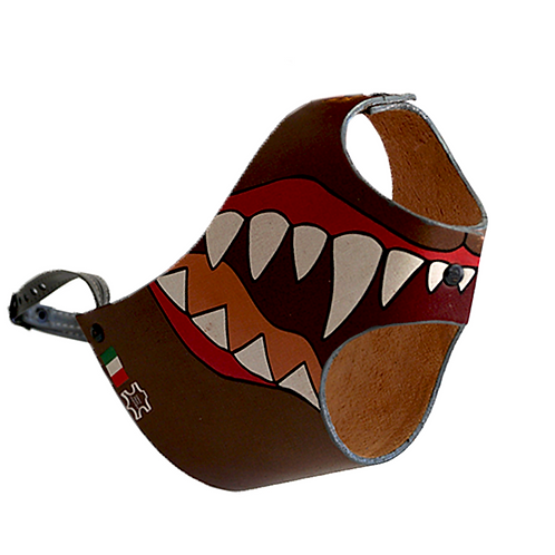Leather Dog Muzzles