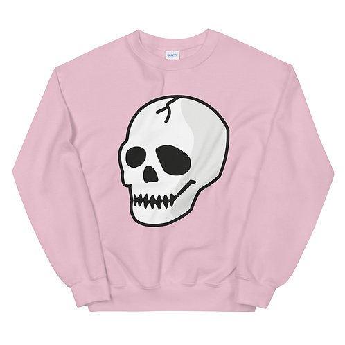 Skull Unisex Sweatshirt