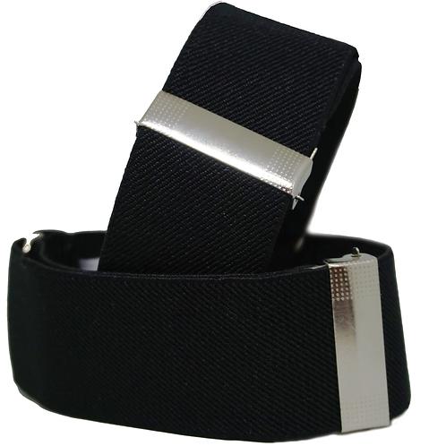 Classic Black Sleeve Garters