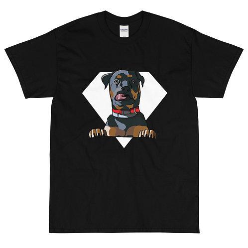 Rottweiler Short Sleeve T-Shirt