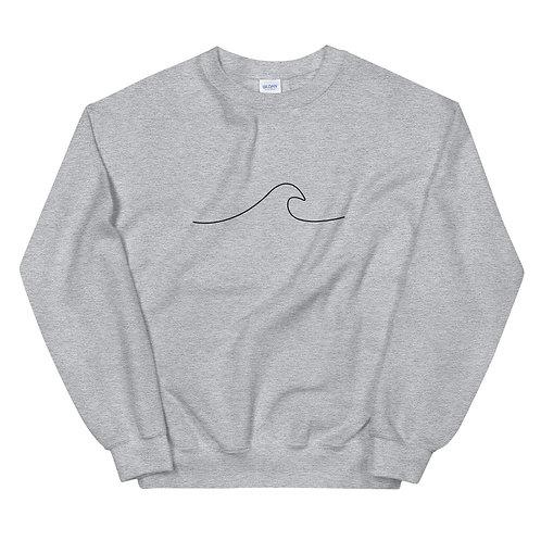 Wave Unisex Sweatshirt