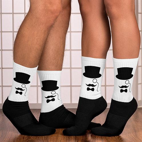 Mr Suspender Socks