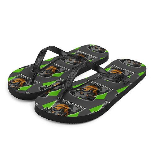 Bulldozer Flip-Flops