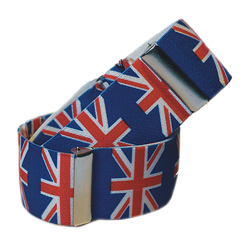 Union Flag Sleeve Garters
