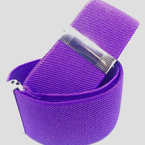Classic Purple Sleeve Garters
