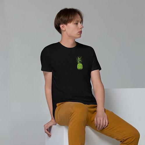 Pineapple Unisex Organic Cotton T-Shirt