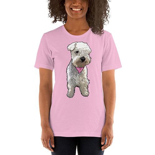 Labradoodle Short-Sleeve Unisex T-Shirt