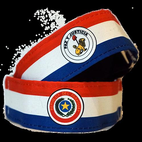 Paraguay Sleeve Garters