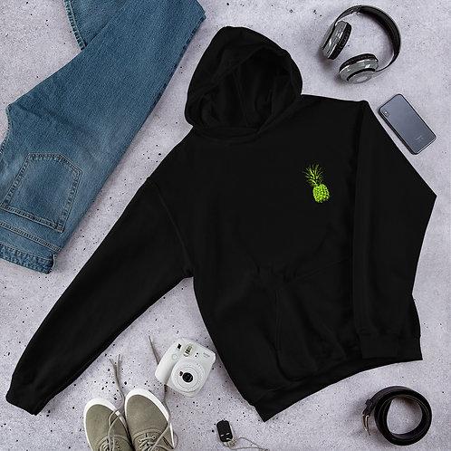 Green Pineapple Unisex Hoodie