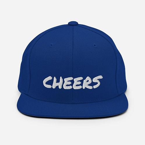 Cheers Snapback Hat