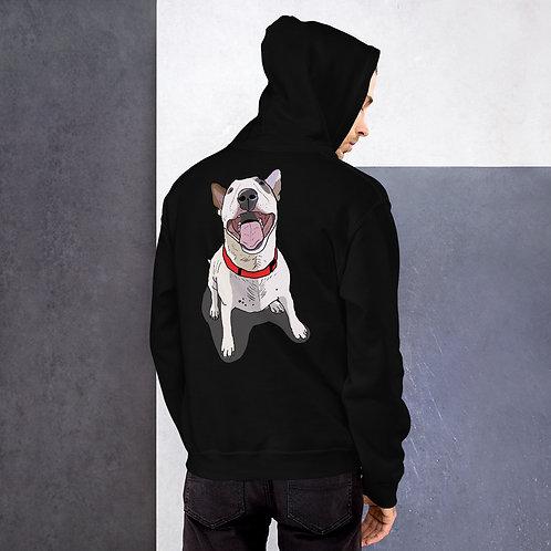 Bull Terrier Unisex Hoodie