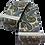Thumbnail: Beige Paisley Sleeve Garters