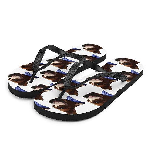 Jack Russel Flip-Flops