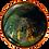 Thumbnail: Green Resin Wooden Tray