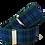 Thumbnail: Green & Blue Tartan Sleeve Garters
