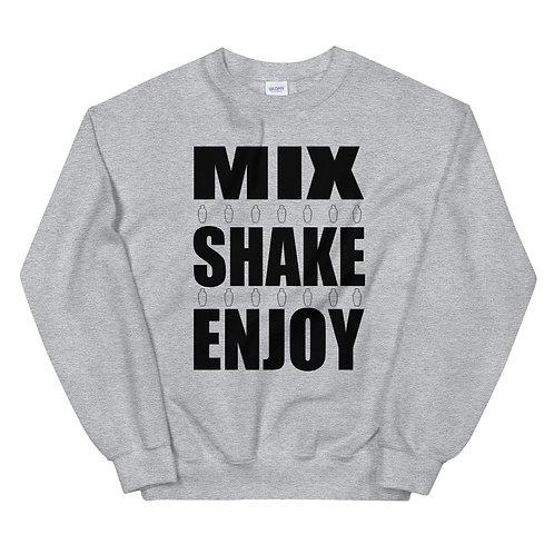 Mix Shake Enjoy Unisex Sweatshirt