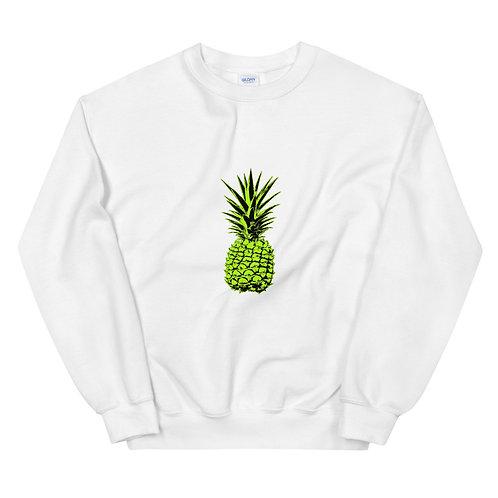 Green Pineapple Unisex Sweatshirt