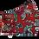 Thumbnail: Flora Red Face Mask