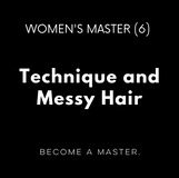 Technique & Messy Hair
