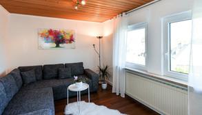 Zimmer mit Schlafcouch (2 Personen) & Schreibtisch I