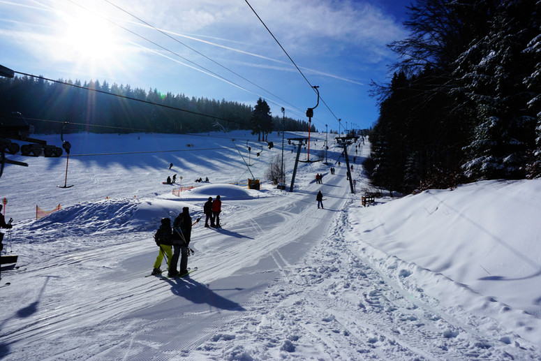 Skifahren Mehlmeisel