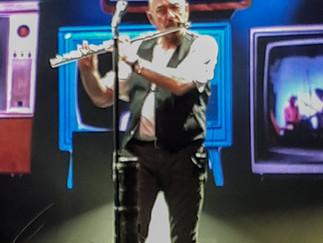 Jethro Tull en feu sur scène