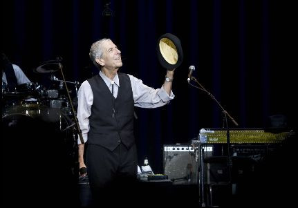 On Tour The Official Leonard Cohen Site