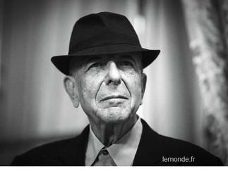 Dernière heure: Leonard Cohen n'est plus