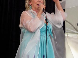 Patsy Gallant de passage à Québec