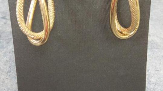 Ladies 14kt Fashion Earrings