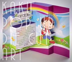 KIDS POP UP BOOK