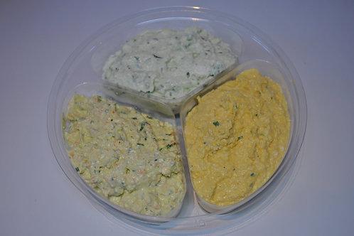 """Aufstrich Trio """"Vegetarisch"""""""