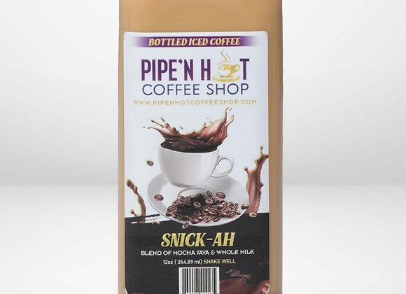 Snick-ah Bottled Coffee