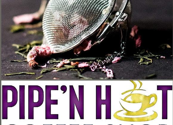 Hibiscus Flowers Loose Tea (4oz)