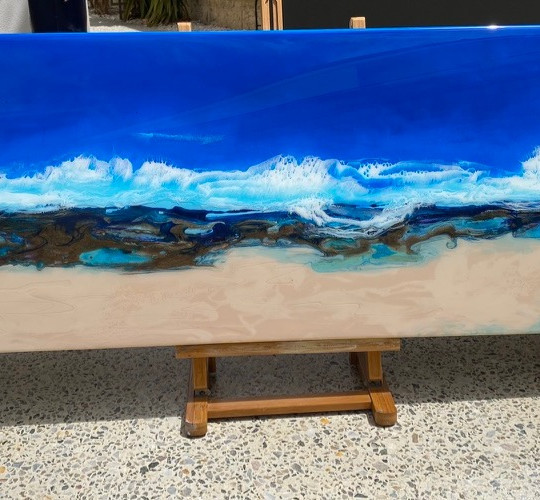 SOLD  The Reef Series