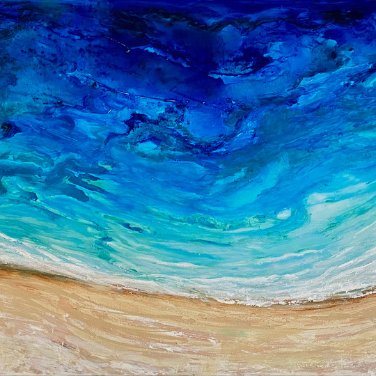 SOLD The Wild Southern Ocean