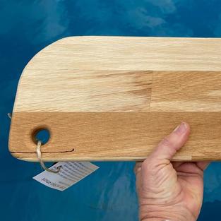 Whale Oak Cheese Board