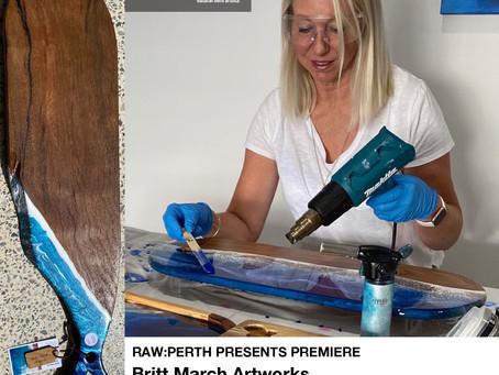 RAW Art Showcase Feb 20th 630pm.