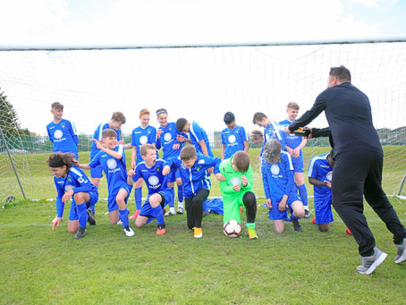 U13's Invincibles Win the Chiltern Youth League Division 1 in Style
