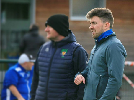 Ryan Sturges Appointed Tring Athletic FC Manager