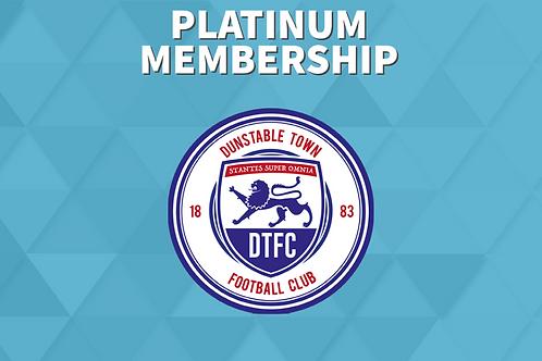 Dunstable Town Lifetime Platinum Membership