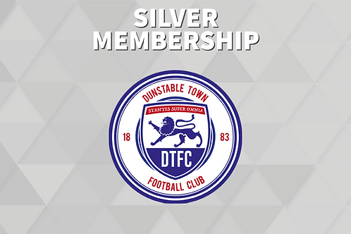 Dunstable Town Yearly Silver Membership
