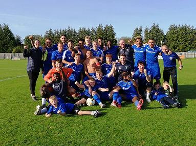 Dunstable Town FC squad photo