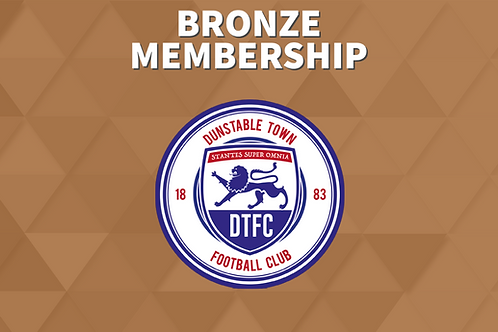 Dunstable Town Yearly Bronze Membership