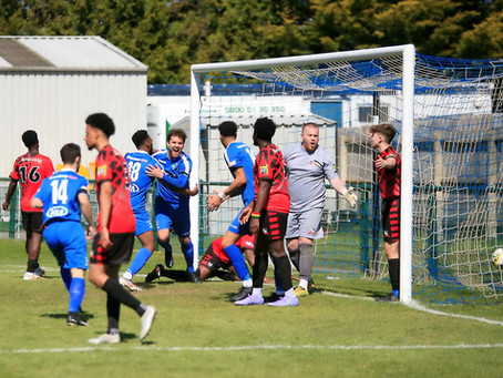 Match Report: Dunstable Town 2 - 3 Aylesbury Vale Dynamos