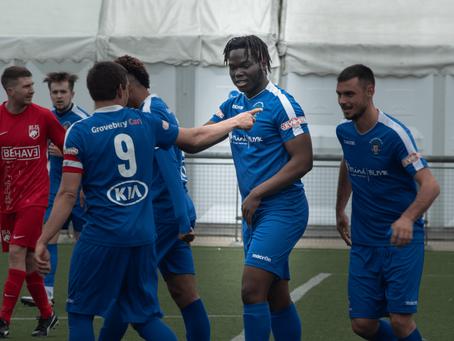 Match Report: DT FC 0 - 3 Dunstable Town